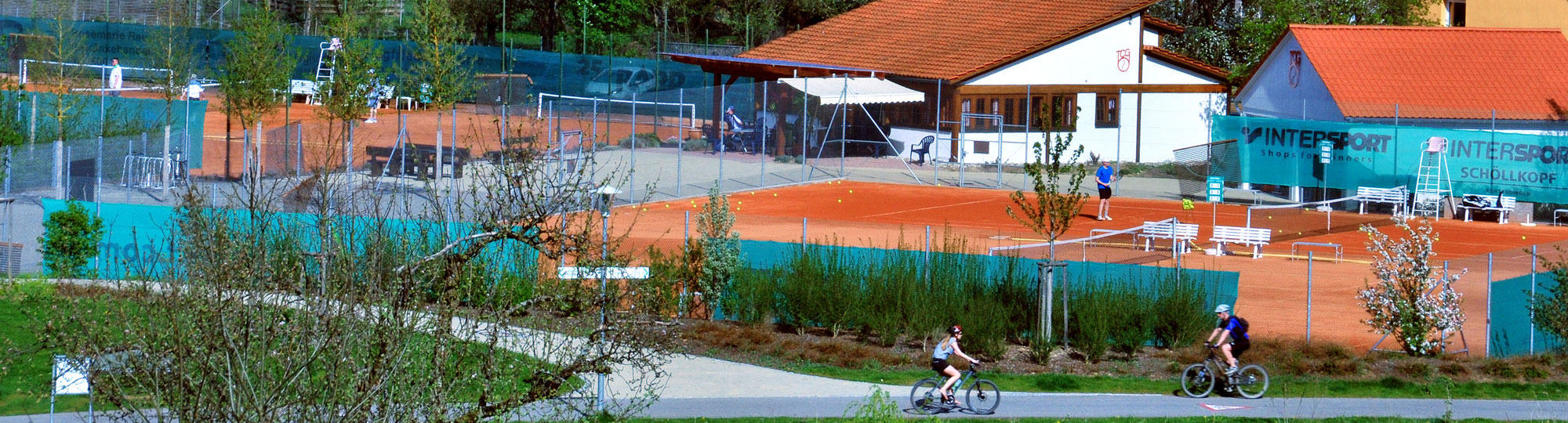 Unser Tennis-Club